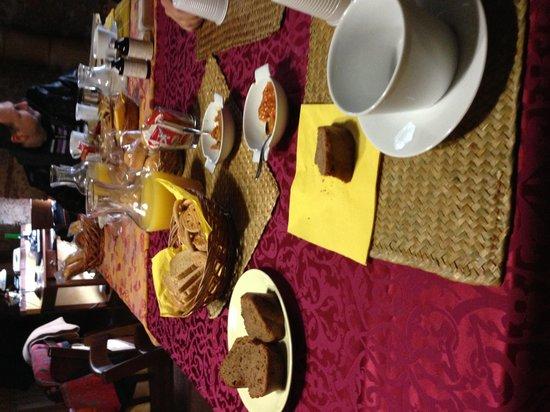 A Casa Di Nonna : Colazione!!