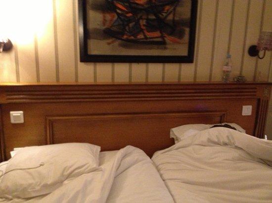 Hotel de Prony : Camera