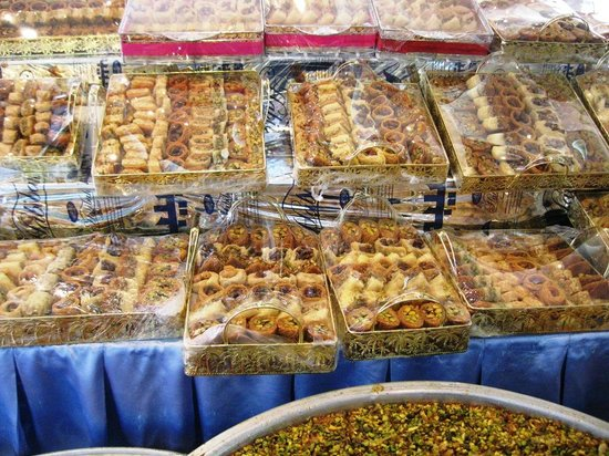 Habibah Sweets - near the Ibis Hotel - Picture of Habibah ...