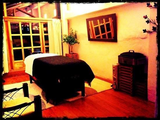 Samana Inn and Spa: massages room