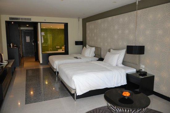 Le Meridien Chiang Rai Resort : la chambre