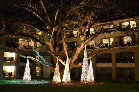Le Meridien Chiang Rai Resort : l'hôtel la nuit