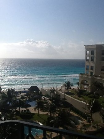 JW Marriott Cancun Resort & Spa: view from room