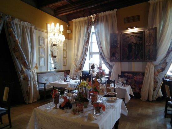 Hotel Wentzl : Salle à manger (salle 1)
