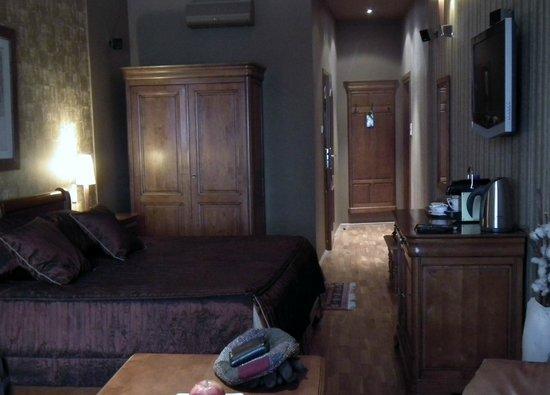 Hotel Wentzl : Chambre 35
