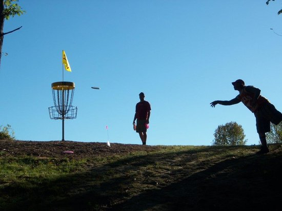 Porcupine Ridge Disc Golf