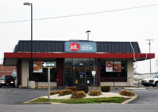 Jack in the Box - St. Louis, MO