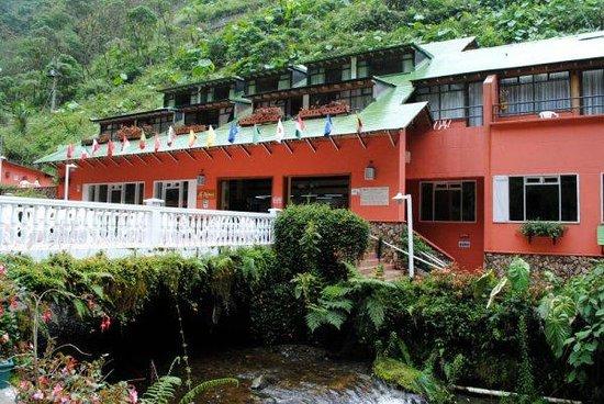 """Termales Santa Rosa de Cabal - Hotel: """"Montañas"""" Uno de nuestros tres sectores de alojamiento"""