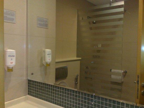 Citymax Al Barsha: bathroom
