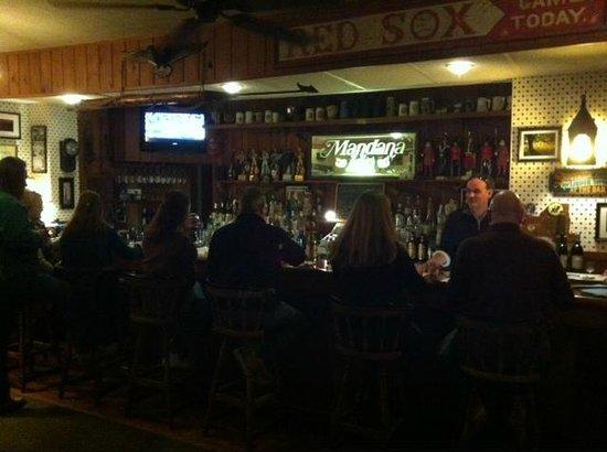 The Bar at Mandana Inn