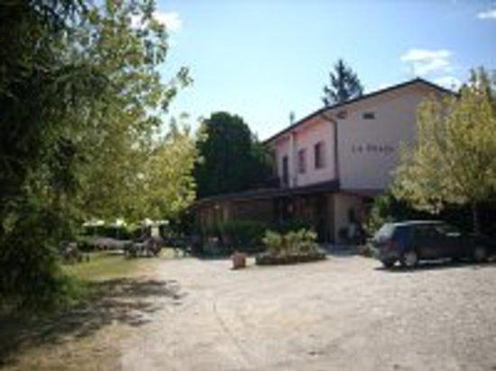 Cisano, Italia: Trattoria Alla Pradà