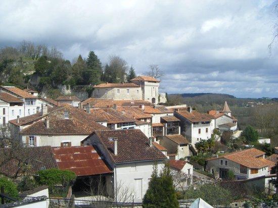 Manoir de Longeveau: Aubeterre