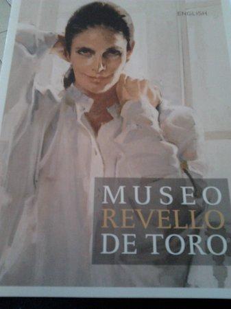Revello de Toro Museum : Brochure picture