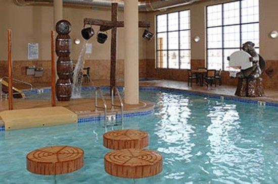 Best Western Plus Kelly Inn & Suites: Beaver Dam Water Play Land