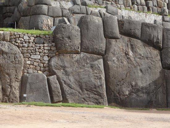 Antares Mystic Hotel: Sacsayhuaman
