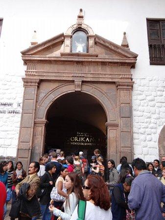 Antares Mystic Hotel: Qoricancha