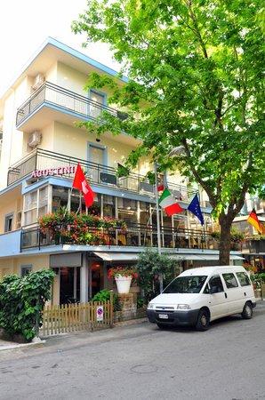 Rivazzurra, Italien: Hotel Agostini