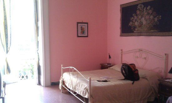 Palazzo Belli B&B : photo of my room (whose name I forgot)