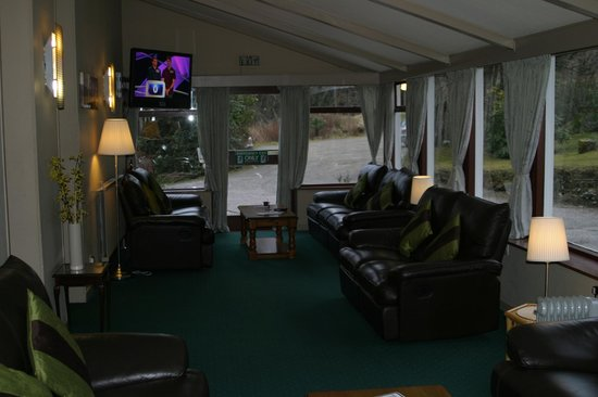 Letterfinlay Lodge Hotel: Lounge