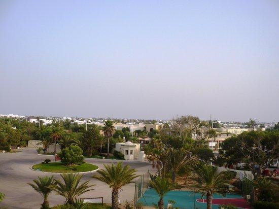 Djerba Mare: Ingresso del villaggio