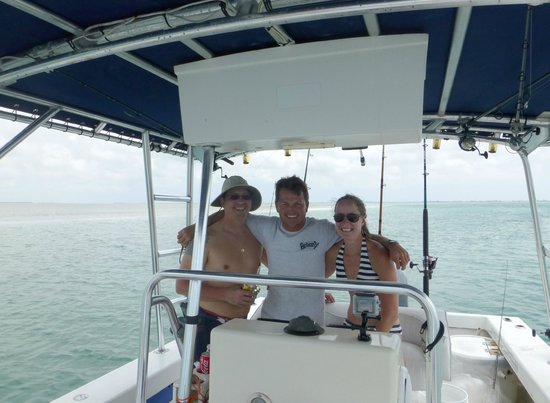 6 Pack Charters: Us with Captain Billy