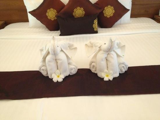 Khaolak Paradise Resort: Zimmer