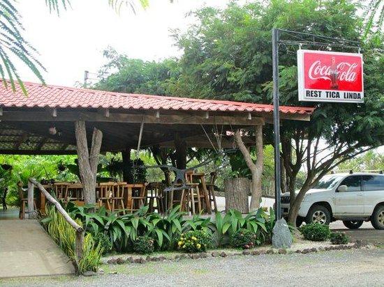 Restaurante Tica Linda : Tica Linda