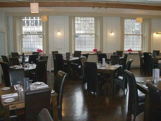 The Queens Head - Restaurant: The Restaurant at The Queens Head Rothbury