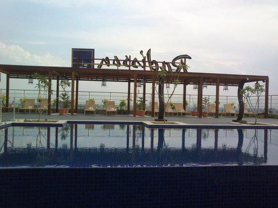 Radisson Blu Jaipur: playa