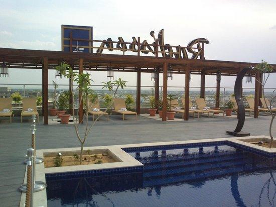 Radisson Blu Jaipur: piscina