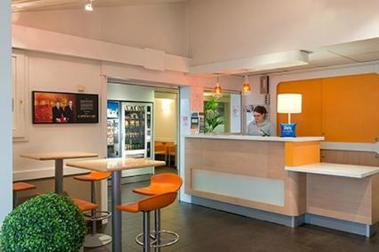 Hotel ibis budget Mâcon sud : RECEPTION