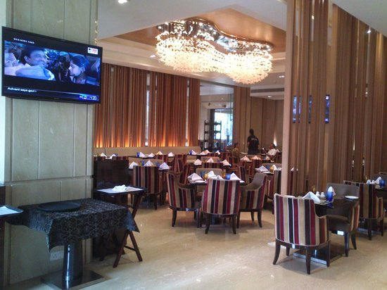 Radisson Blu Jaipur: lobby