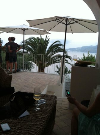 Halgoduria Resort: Terrazza Club