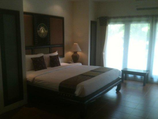 Suansawan Resort Chiang Mai: master room