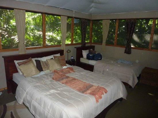 Murera Springs Eco Lodge: Tent #2
