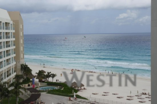 The Westin Lagunamar Ocean Resort Villas & Spa, Cancun: View