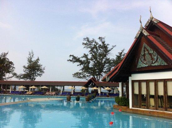 Club Med Phuket: piscine principale