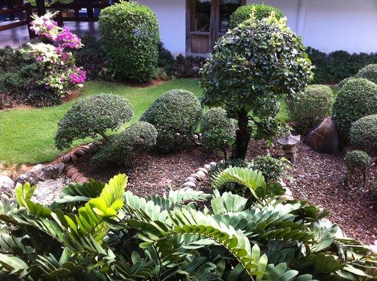 Club Med Phuket: jardins