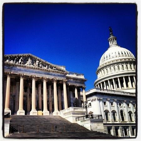 Capitol Hill: Capitol building