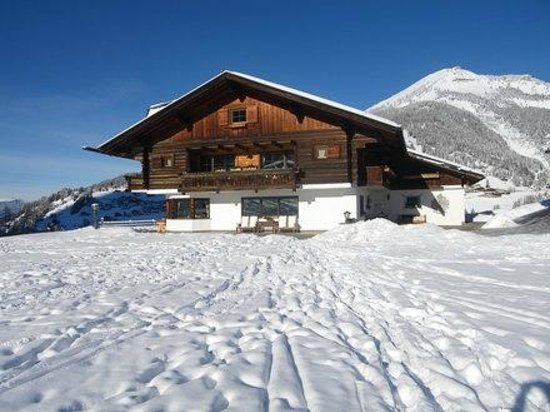 Mountain Chalet Pra Ronch: Winter view