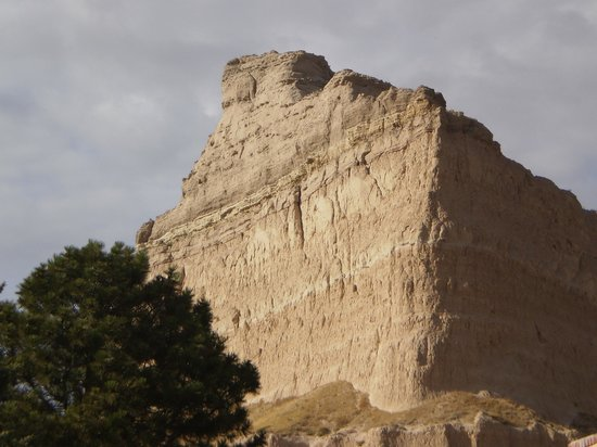 Scottsbluff, NE: Southern face
