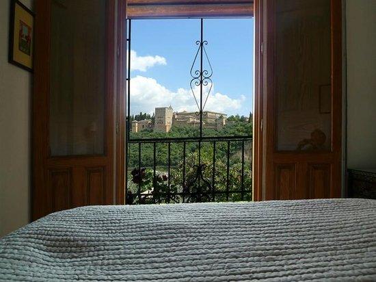 Las-Tres-Terrazas: vue de la chambre
