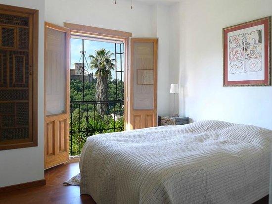 Las-Tres-Terrazas : vue depuis la chambre 2