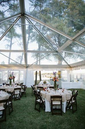 Osprey Point Restaurant Tented wedding reception. & Tented wedding reception - Picture of Osprey Point Restaurant ...