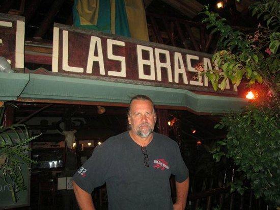 Las Brasas : Loved the place!