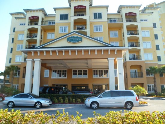 Lake Buena Vista Resort Village & Spa: main building