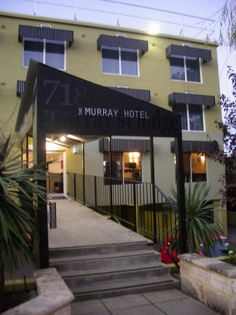 The Murray Hotel Perth: The hotel