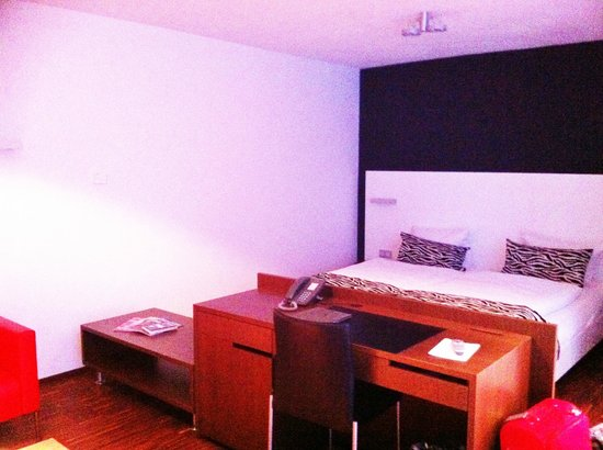 Weinhaus Becker Hotel: Zimmer 3