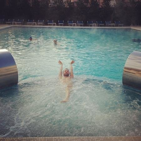 Hotel Savoia Thermae & Spa: relax in piscina