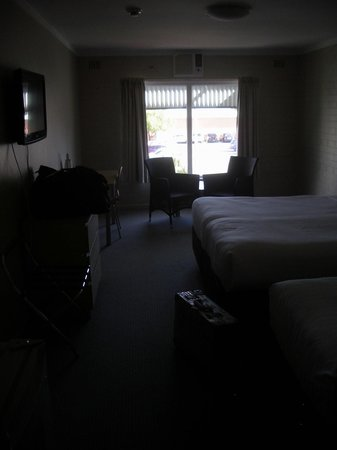 The Murray Hotel Perth : Room first view